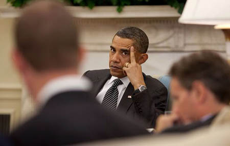 Freudian finger?????